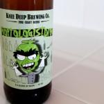 New Brew Thursday : Hoptologist DIPA : Knee Deep Brewing Co.