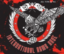 BrewDog International Arms Race