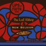 New Belgium Lips of Faith Brett Beer