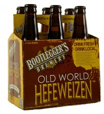 Bootlegger's Brewing - Old World Hefeweizen (6pack)