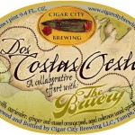 Cigar City Dos Costas Oeste – Lemon Wood