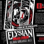 Elysian Maelstrom Blood Orange Ale Release Party Details