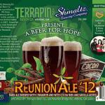 Terrapin Reunion Ale '12