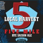 Ipswich Ale Brewery 5 Mile Rye Saison Release Party August 11, 2012