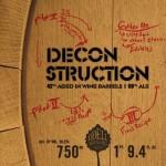 Odell Brewing Brings Back Deconstruction Barrel Aged Golden Ale