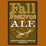 Cricket Hill Tweaks Recipe for This Years Fall Festivus