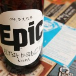 New Brew Thursday :  NZIPA & Message in a Bottle : Epic Brewing Company
