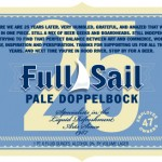 Full Sails Brews 25 – A Pale Doppelbock to Celebrate 25 Years