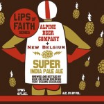 New Belgium Lips of Faith Super India Pale Ale