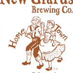 New Glarus Home Town Blonde