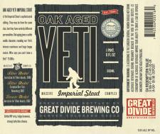 Great Divide Oak Aged Yeti