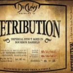 DuClaw Announces Release of Bourbon Barrel Retribution Series