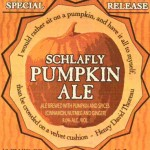 Schlafly Pumpkin Ale