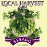 Sebago Brewing Company Releases Local Harvest Ale