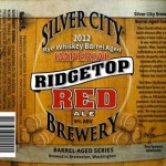 Silver City Brewing – Rare Barrel Aged Imperial Ridgetop Red Sale TONIGHT