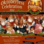 Silver City Brewery Oktoberfest Celebration This Saturday