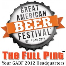 TheFullPint.com is your GABF 2012 Headquarters
