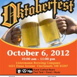Cincinnati's Craft Beer Oktoberfest