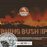 Golden Road Brewing Debuts Burning Bush IPA Cans