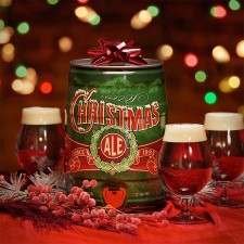 Breckenridge Brewing - Christmas Ale (mini keg)