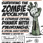 DieN'Isis: A Zombie Apocalypse Survival Beer Pairing Dinner Workshop