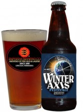 Empyrean Winter Axis Pint and Bottle