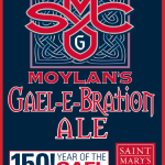 Moylan's Releases Gael-E-Bration Ale Commemorating Saint Mary's College's 150th Anniversary
