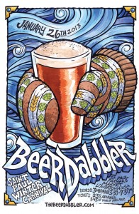 Beer Dabbler Winter Carnival 2013