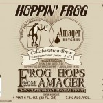 Hoppin Frog Frog Hops From Amager
