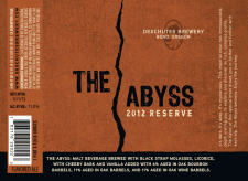 Deschutes The Abyss 2012
