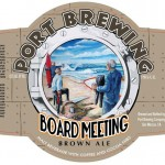 "Port Brewing Announces ""Board Meeting"""