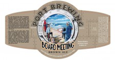 Port Brewing -Board Meeting Brown Ale