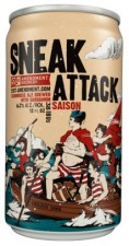 21st Amendment - Sneak Attack Saison
