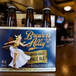 Brewer's Alley Introduces New Branding Approach with Opera House Pale Ale