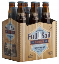 Full Sail - Nut Brown Ale (Six Pack)