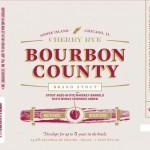 Goose Island Bourbon County Stout Cherry Rye