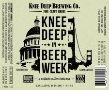 Knee Deep Track 7 Knee Deep in Beer Week
