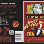 Marin Brewing Company Releases Brass Knuckle Imperial IPA in 3L Format!
