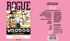 Rogue Voodoo Doughnut Chocolate Peanut Butter Banana Ale