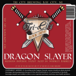 Tri City Brewing Releases Dragon Slayer TONIGHT