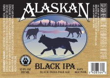 Alaskan Brewing - Black IPA