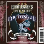 Bootlegger's Dr. Tongue