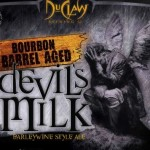 DuClaw Bourbon Barrel Aged Devil's Milk Coming Valentines Day