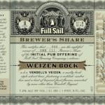 Full Sail Brewers Share Vendell Veizen