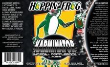 Hoppin' Frog - Karminator Imperial Doppelbock