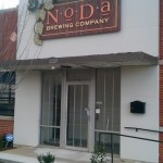 NoDa Brewing Outside