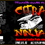 Pipeworks Brewing's Citra Ninja Named Best Craft Beer of 2012