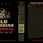 Stone Old Guardian OAK-SMOKED Barley Wine