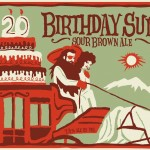 Uinta Brewing Company's 20th Birthday Suit