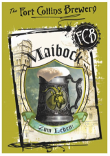 The Fort Colins Brewery Maibock